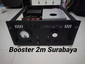 Booster 2 Meter Band