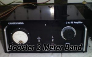 Boster Tabung 2Meter Band 400 W