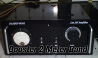 Booster Tabung 2Meter Band 400 W