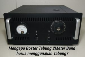 Booster 2 Meter Band Tabung