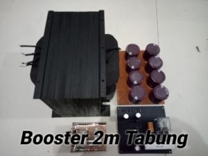 Booster 2 Meter Band Tabung 144Mhz