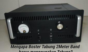 Boster 2 Meter Band Tabung VHF