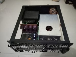 Booster 2M Tabung