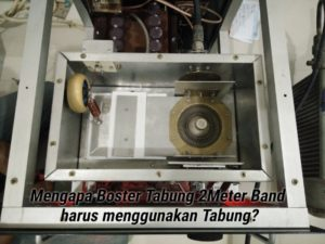 CAVITY Booster Tabung 2 Meter Band