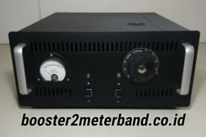 Cara Memilih Boster 2 Meter Band menggunakan Tabung