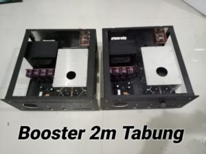 Cavity Booster 2m Band Tabung