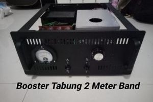 Cavity Boster 2 Meter Band Tabung 400 W