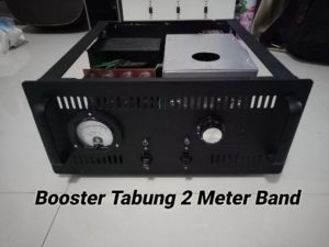 Cavity Booster 2 Meter Band Tabung 400 W