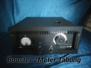 Jual Boster Tabung 2 Meter Band 300 W
