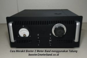 Produk Booster 2 Meter Band Tabung
