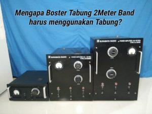 Produk Booster Tabung 2 Meter Band