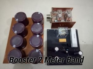 Reticfier Boster Tabung 2M Band
