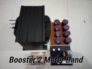 Reticfier Boster Tabung 2Meter Band
