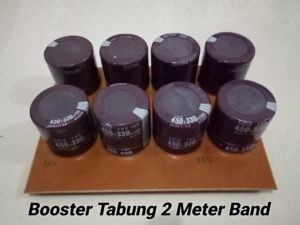 Reticfier Booster 2m Band Tabung 400 W