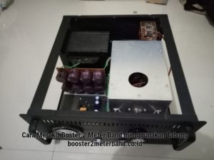 Switching Booster 2 Meter Band VHF