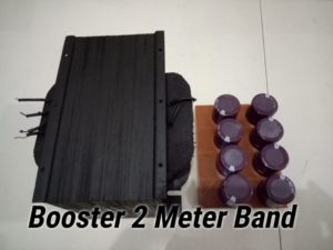 Travo Boster Tabung 2Meter Band
